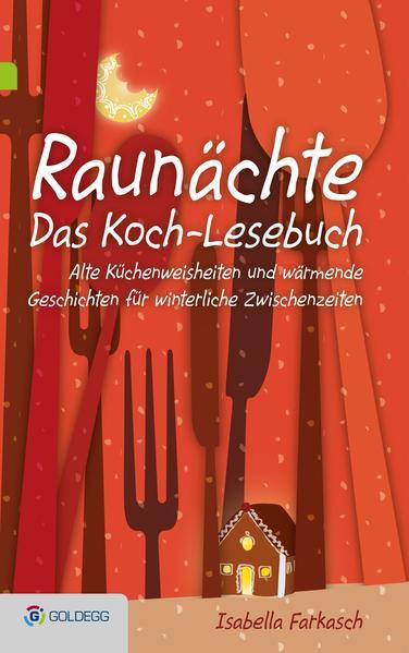 Raunächte II - Das Koch-Lesebuch - Coverbild