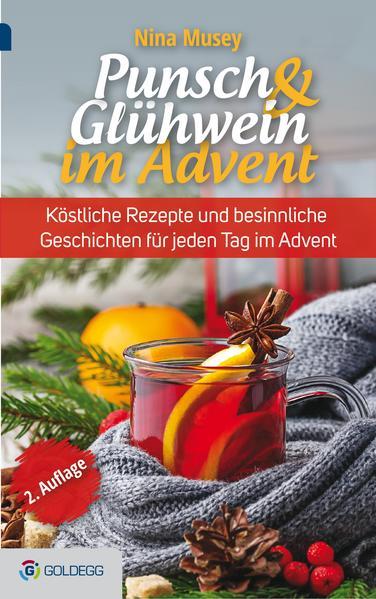 Punsch & Glühwein im Advent, 2. Auflage - Coverbild