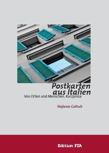 Postkarten aus Italien - Coverbild