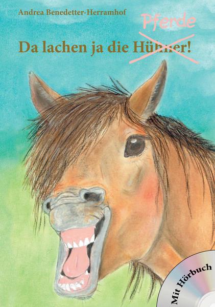 Da lachen ja die Pferde! - Coverbild
