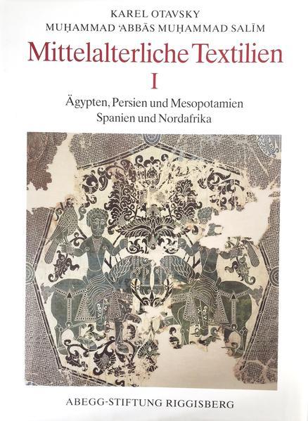 Mittelalterliche Textilien I - Coverbild
