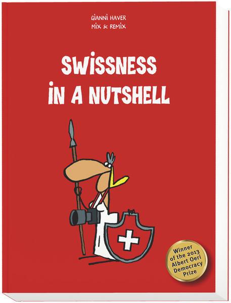 Swissness in a Nutshell - Coverbild