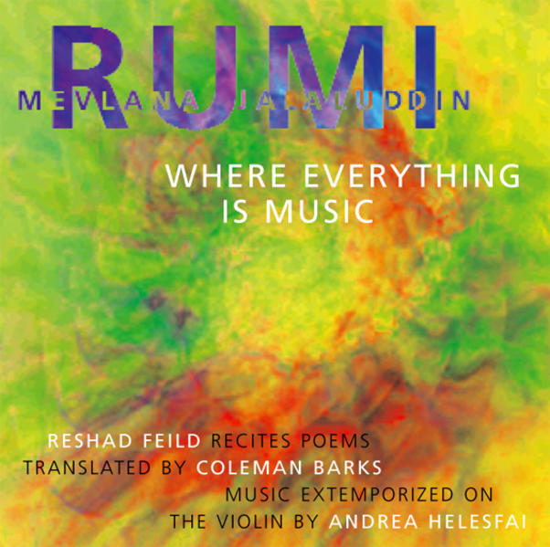 Where Everything Is Music - Coverbild