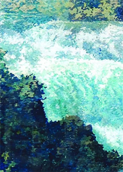 Hinterglasmalerei - Coverbild
