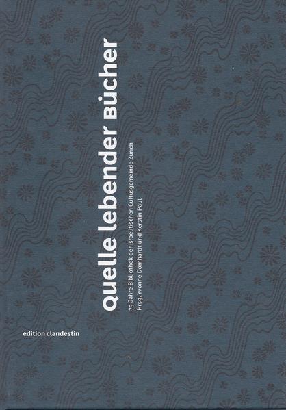Quelle lebender Bücher - Coverbild