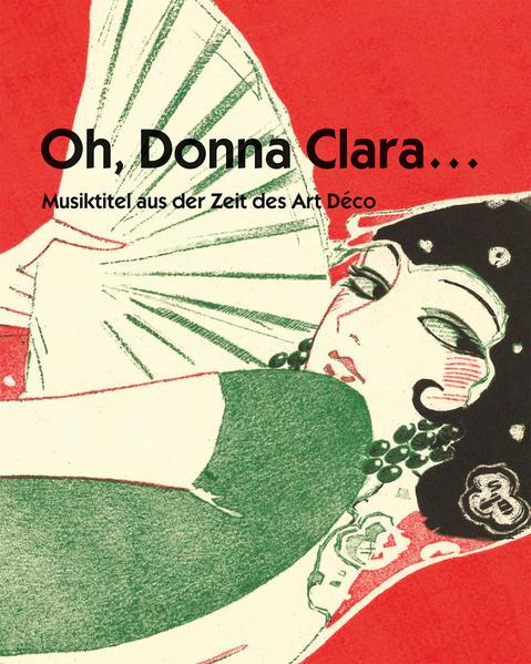 Oh, Donna Clara - Coverbild