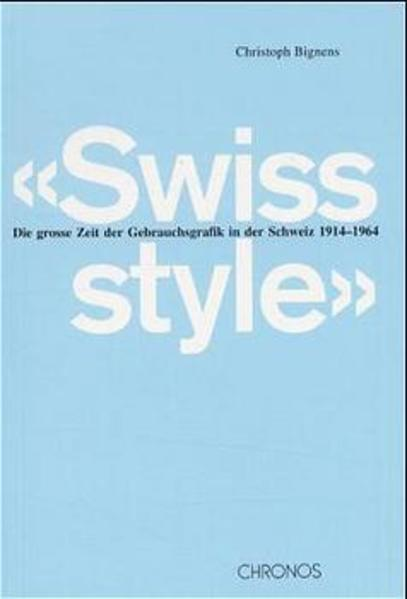 Swiss style - Coverbild