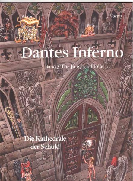 Dantes Inferno. Der Astroführer durch die Unterwelt. Frey nach Dantes