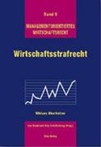Wirtschaftsstrafrecht - Coverbild