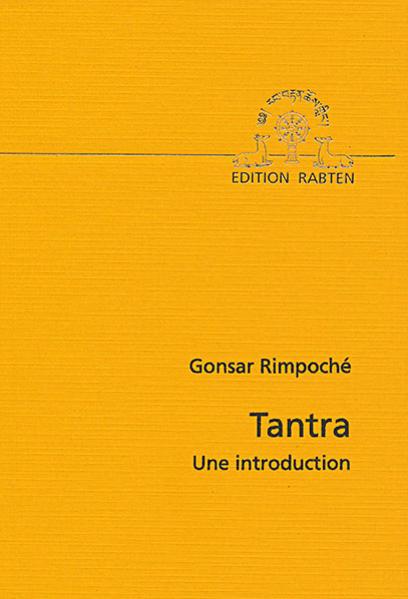 Tantra - Coverbild