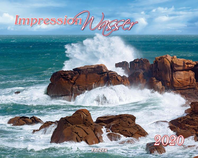 Impression Wasser 2017 - Coverbild