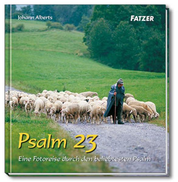 Psalm 23 - Coverbild