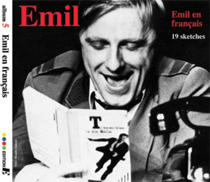 Emil en français - Coverbild