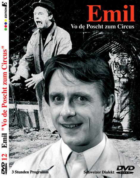 Vo de Poscht zum Circus - Coverbild