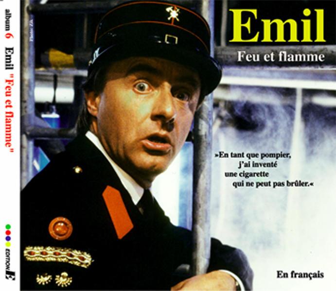 Emil – Feu et flamme - Coverbild
