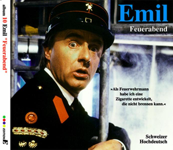 Emil – Feuerabend - Coverbild