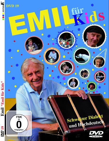 Emil für Kids - Coverbild
