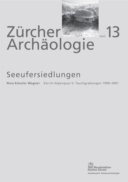 Herunterladen Zürich Alpenquai V, Tauchgrabungen 1999-2001 EPUB