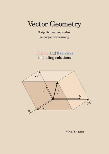 Vector Geometry - Coverbild