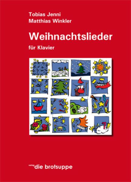 Kostenlose PDF Weihnachtslieder für Klavier