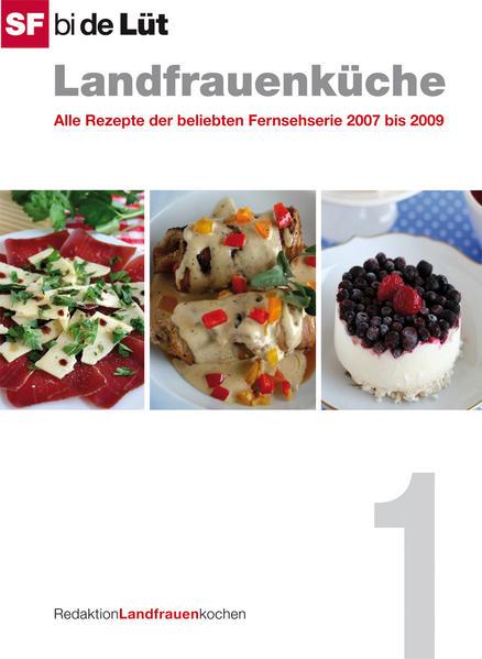 SF bi de Lüt - Landfrauenküche (Band 1) - Coverbild