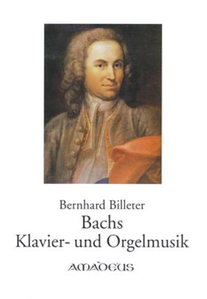 Bachs Klavier- und Orgelmusik - Coverbild