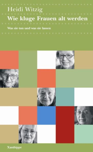 Wie kluge Frauen alt werden - Coverbild
