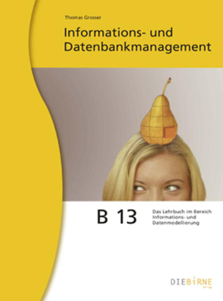 B 13 Informations- und Datenbankmanagement - Coverbild