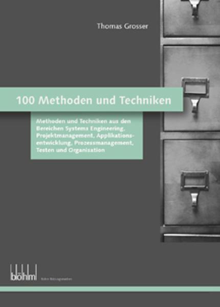 100 Methoden und Techniken - Coverbild