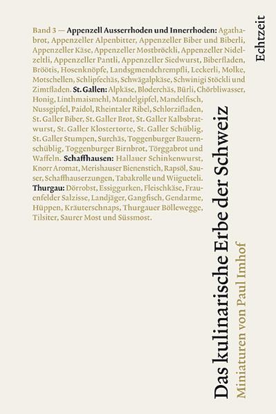 Das kulinarische Erbe der Schweiz - Coverbild
