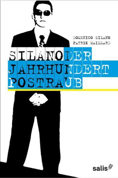 Silano - Der Jahrhundert-Postraub - Coverbild
