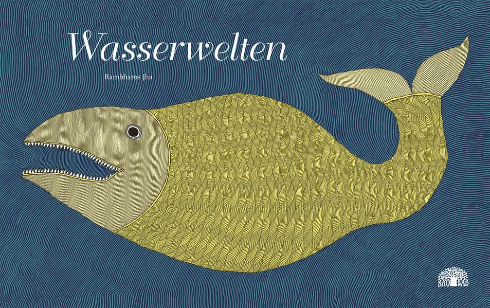 Wasserwelten - Coverbild
