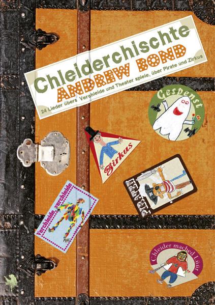 Chleiderchischte, Liederheft - Coverbild
