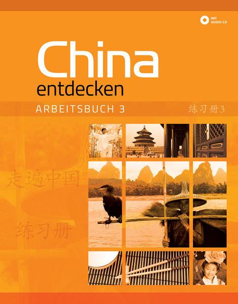 China entdecken - Arbeitsbuch 3 - Coverbild