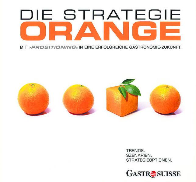Die Strategie Orange - Coverbild