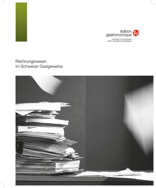 Rechnungswesen im Schweizer Gastgewerbe - Coverbild