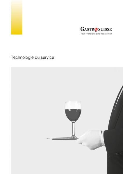 Technologie du Service - Coverbild