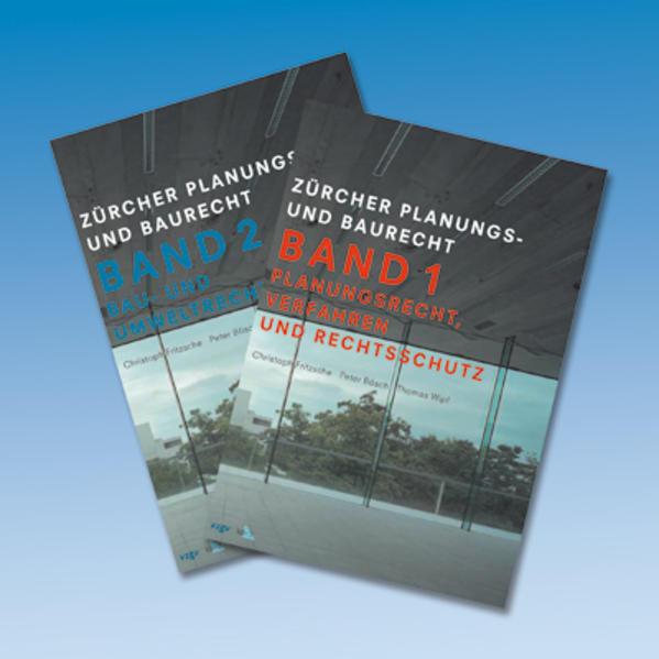 Zürcher Planungs- und Baurecht - Coverbild