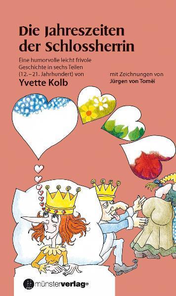 Die Jahreszeiten der Schlossherrin - Coverbild