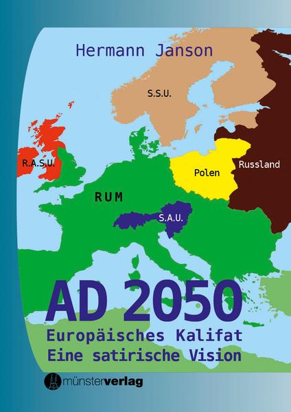 AD 2050 - Coverbild