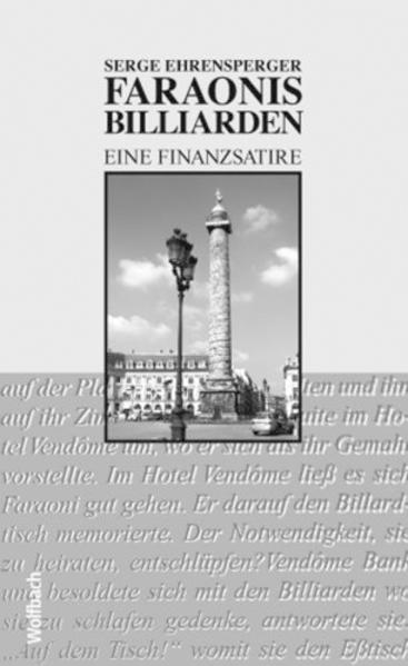 Faraonis Billiarden - Coverbild