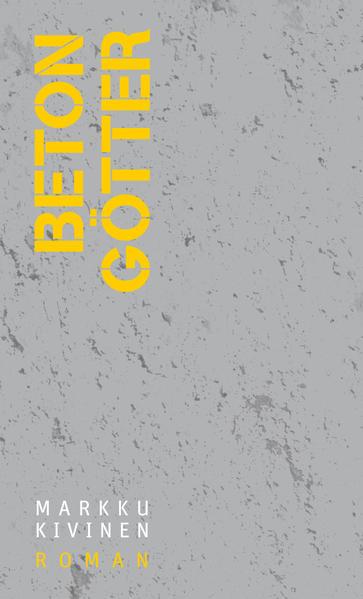 Betongötter - Coverbild