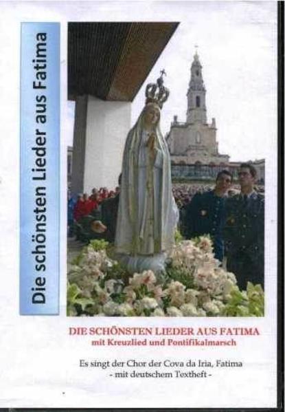 Die schönsten Lieder aus Fatima - Coverbild