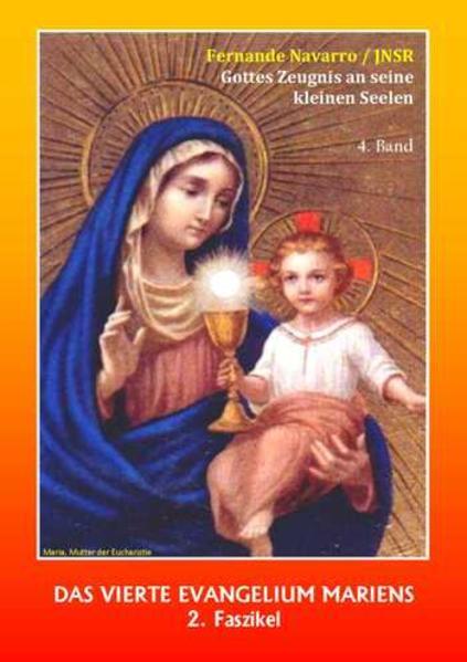 Gottes Zeugnis an seine kleinen Seelen (4. Buch, 2. Faszikel) - Coverbild