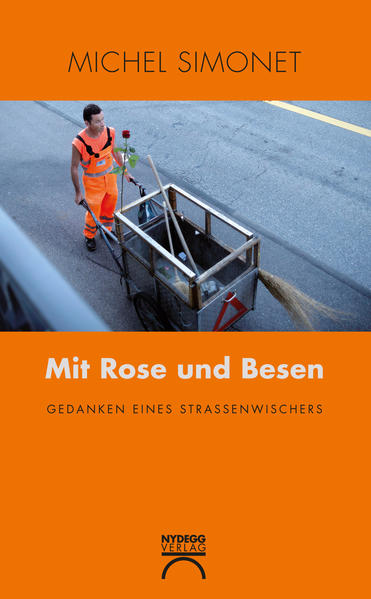 Mit Rose und Besen - Coverbild