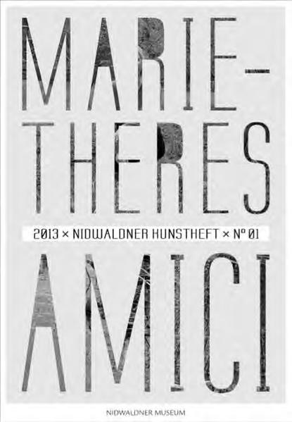 Marie-Theres Amici - Coverbild