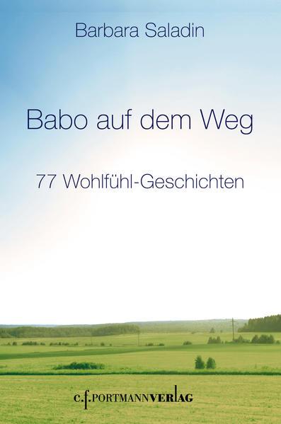 Babo auf dem Weg - Coverbild