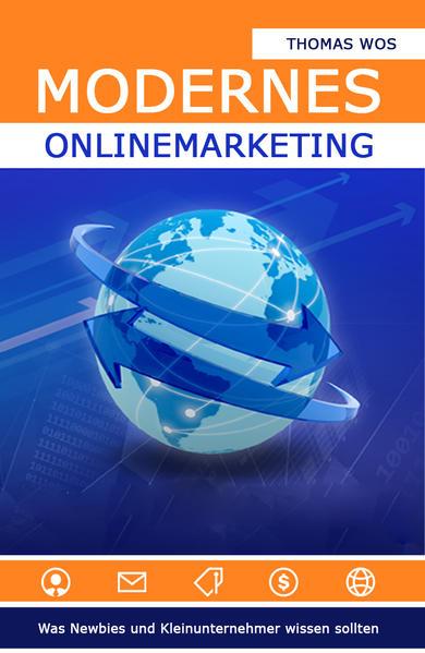 Modernes Onlinemarketing - Coverbild