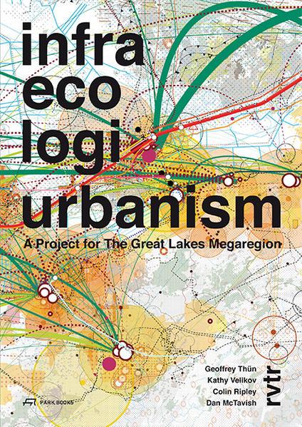 Infra Eco Logi Urbanism - Coverbild