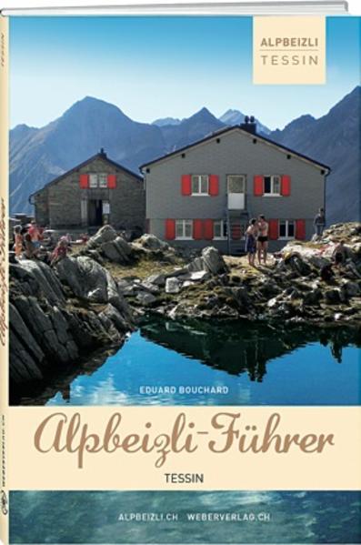 Alpbeizli-Führer Tessin - Coverbild